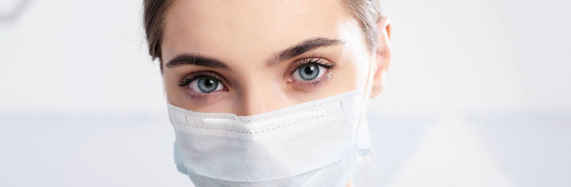 Phänomen Maske – Gesichtsbehandlungen | Mannheimer Klinik